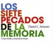 Los siete pecados de la memoria -Daniel Schacter