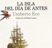 La isla del día de antes – Umberto Eco