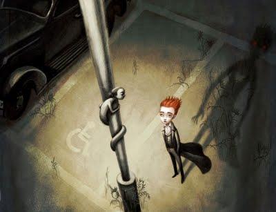 La alargada sombra del amor- Mathias Malzieu